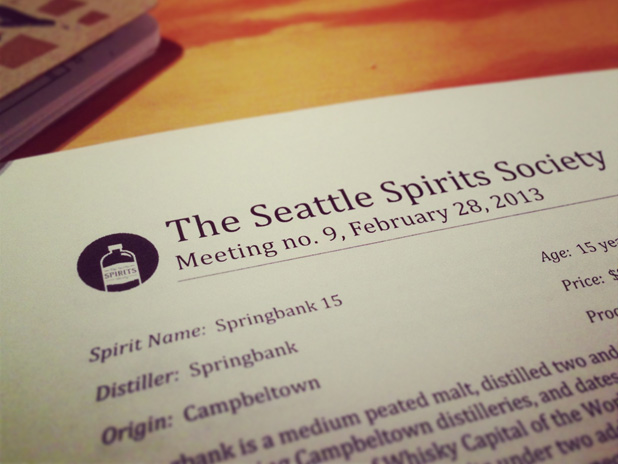 The Seattle Spirits Society