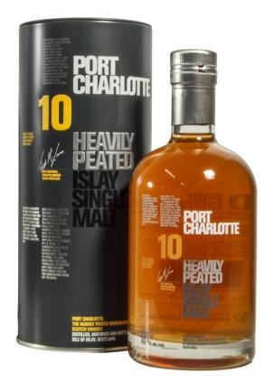 Bruichladdich port charlotte 10 ratings and tasting notes the seattle spirits society - Bruichladdich port charlotte ...