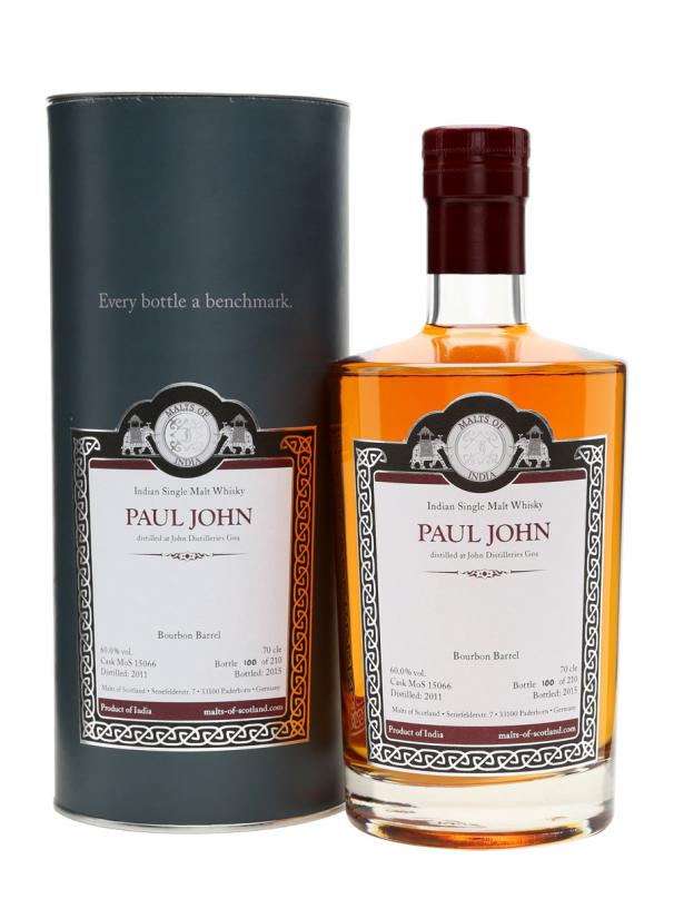 Paul John Cask Mos 15066 Ratings And Tasting Notes The